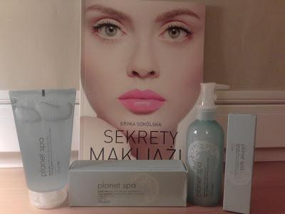 Greckie morza + Sekrety makijażu = nowe zamówienie AVON już u mnie