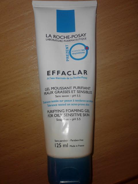 Żel do mycia twarzy La Roche Posay