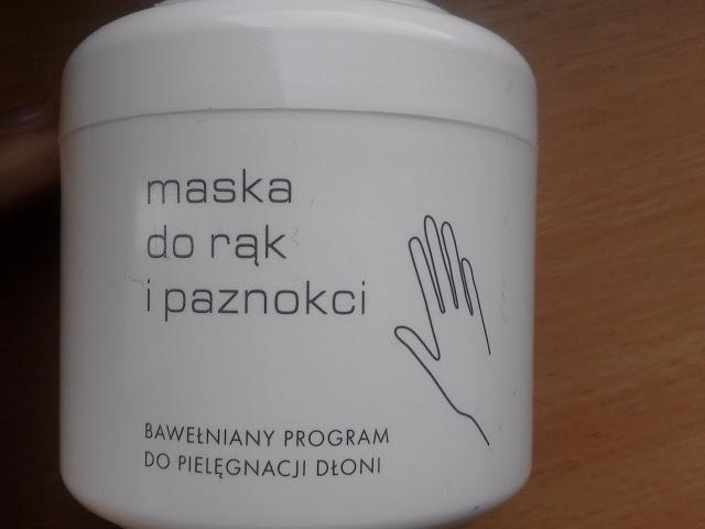 Maska do rąk i paznokci Ziaja Pro