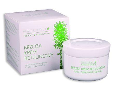 Brzoza  – krem betulinowy z firmy Produkty Naturalne