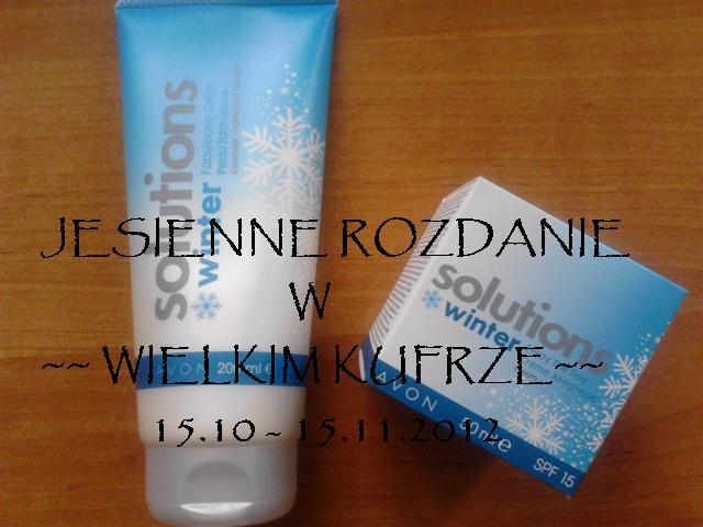 Zimowe kosmetyki mogą być Twoje – jeszcze tylko 2 dni!