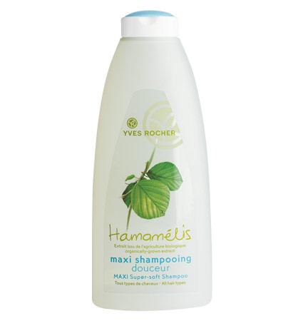 Szampon do włosów do skóry wrażliwej – Hamamelis – Yves Rocher