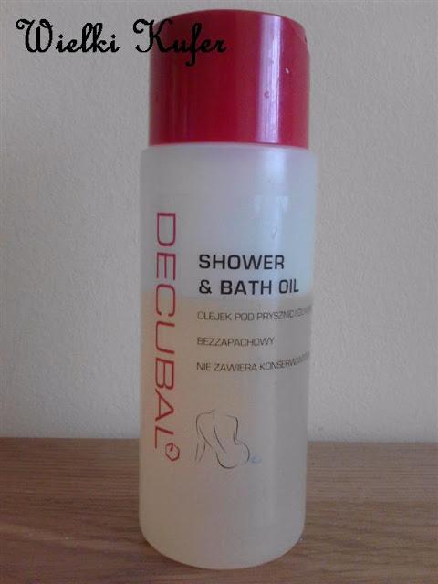 Decubal –  olejek pod prysznic i do kąpieli – idealny dla suchej skóry!