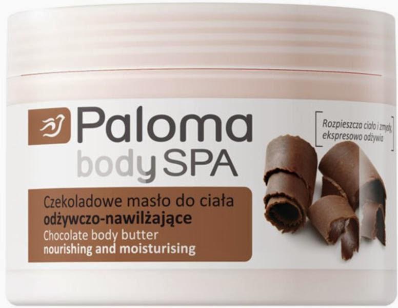 Paloma Body Spa – czekoladowe masło do ciała Miraculum – video recenzja + zdjęcia