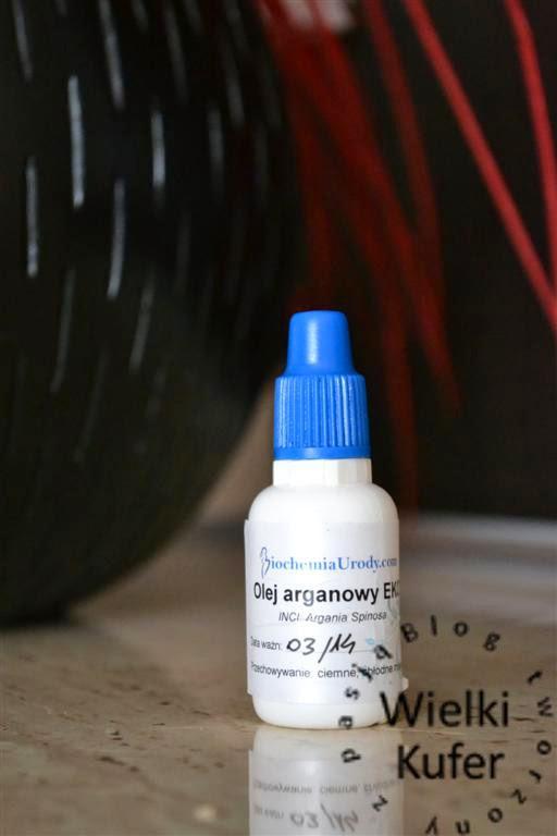 Olej arganowy z Biochemii Urody – mój ideał do pielęgnacji twarzy na noc – video recenzja