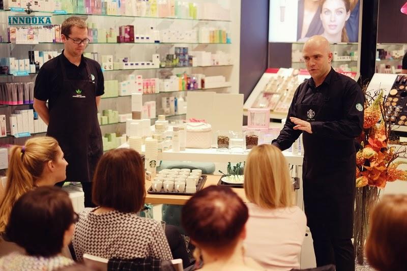 Pielęgnacja od kuchni – relacja ze spotkania blogerek w Douglas Gdynia