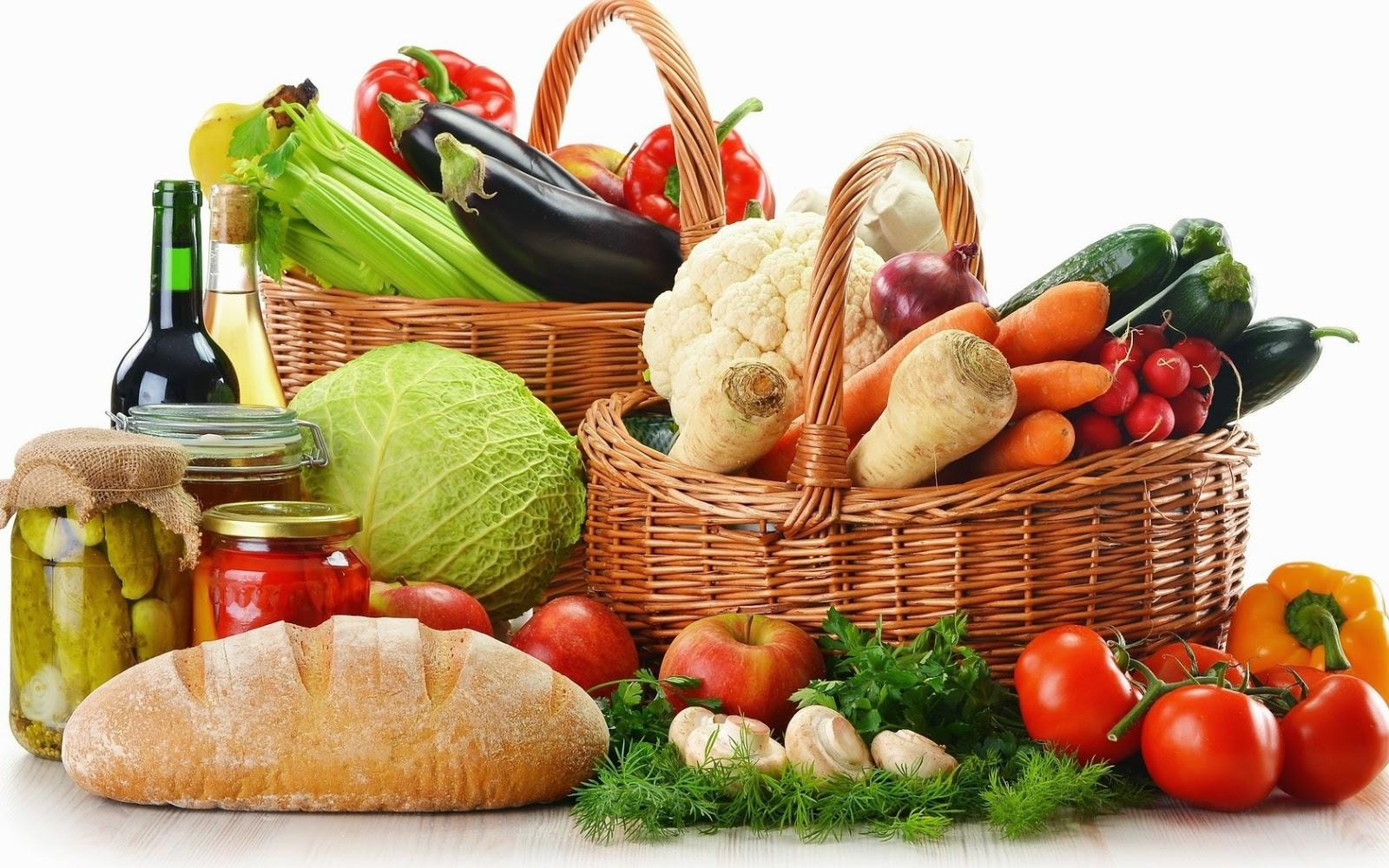 Zdrowe jedzenie z Biedronki