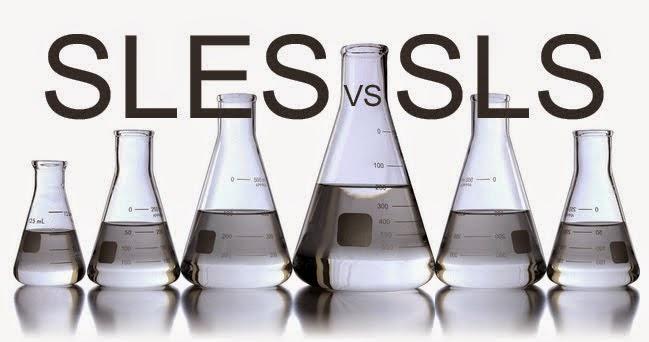Alergia kontaktowa na kosmetyki zawierajace SLS, SLES itp.