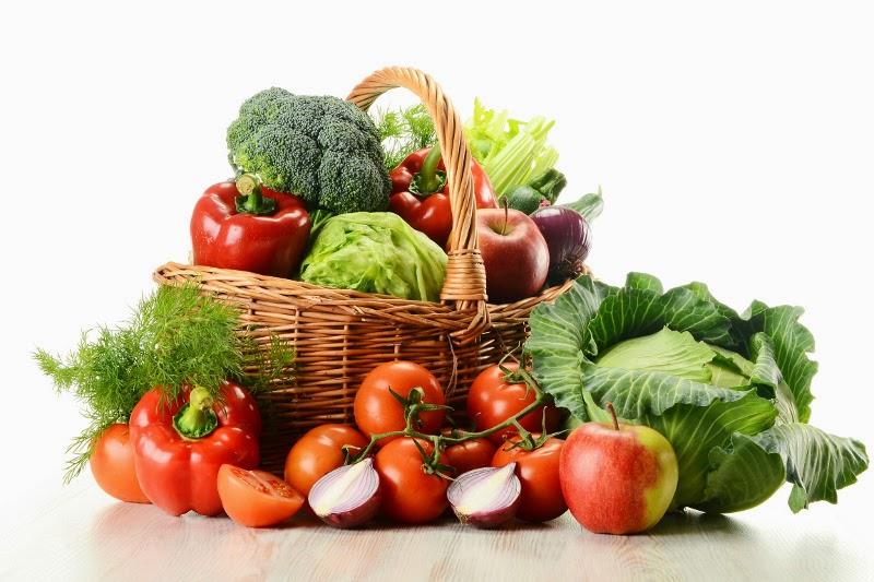 Jedz warzywa i owoce codziennie, 5 razy dziennie!