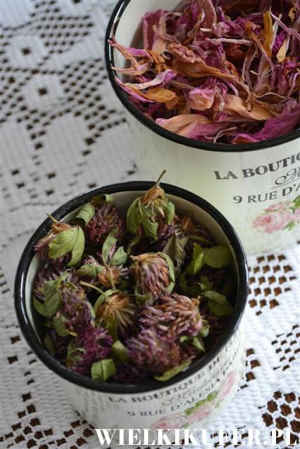 Jak przechowywać suszone zioła i płatki kwiatów