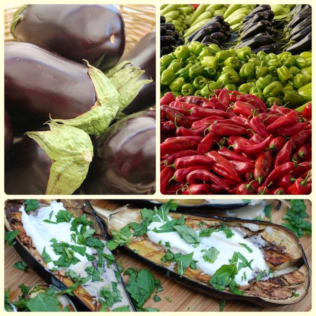 Ugotuj mnie! – Bakłażan nadziewany mięsem mielonym, pomidorami, czosnkiem i pietruszką.