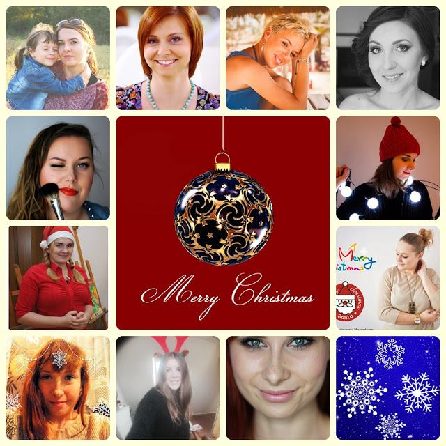 Świąteczna Akcja Blogerek – Składamy Wam świąteczne życzenia!