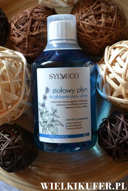 Ziołowy płyn do płukania ust Sylveco – bez alkoholu i sztucznych składników