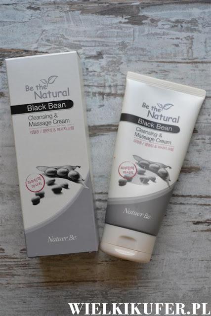 Natuer Be – Be The Natural krem oczyszczający do masażu do twarzy