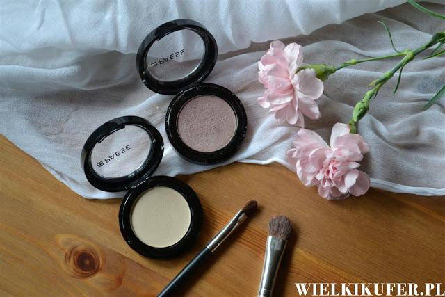 Letnie makijaż oka – cienie Paese
