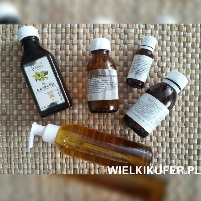 Cudownie odżywczy jesienny olejek do pielęgnacji ciała – DIY