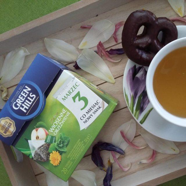 Herbata miesica mio mnie zaskoczya Wiedzielicie ze w biedronka cohellip