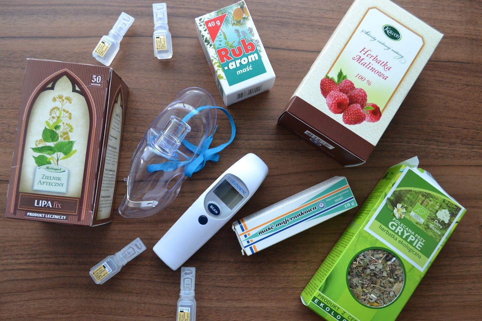 Domowe naturalne sposoby na przeziębienie