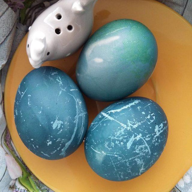 Jajka barwione czerwon kapust Jak wam si podoba? Wielkanoc jajkahellip