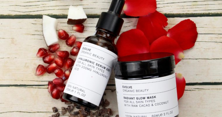 Naturalne angielskie kosmetyki – Evolve Organic Beauty