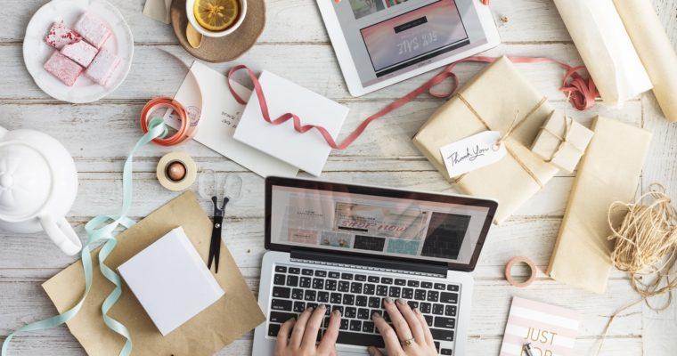 Blog vs dziecko. Jak to ogarnąć i nie zwariować.