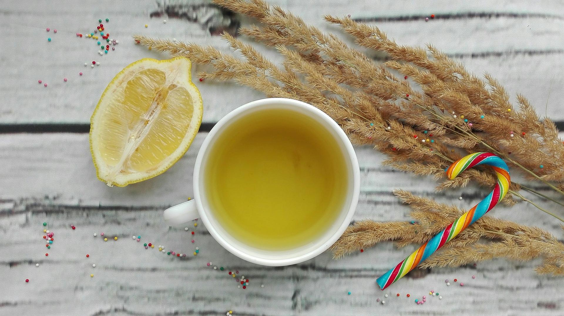 Napoje i herbaty rozgrzewające idealne na jesienne chłody