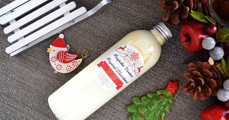 Naturalne słowackie kosmetyki. Organiczny balsam do ciała pachnący świętami – Soaphoria