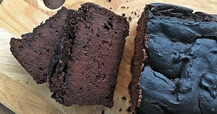 Przepysznie czekoladowe brownie z cieciorki